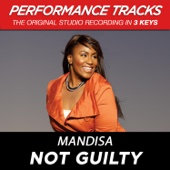 Not Guilty (Performance Tracks) - EP cover art