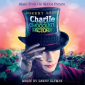 Charlie and the Chocolate Factory (Original Motion Picture Soundtrack) cover art