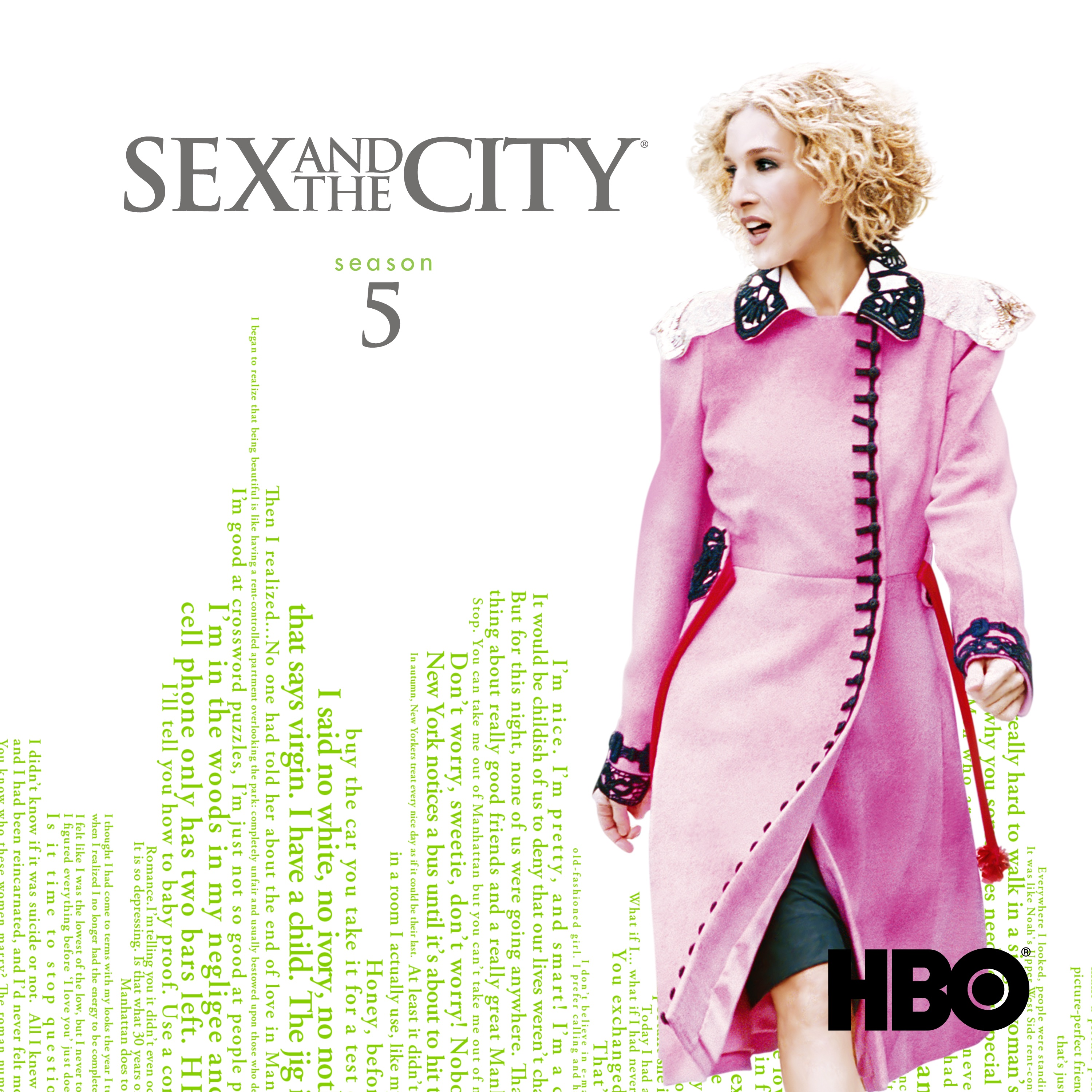 city the sex season songs and 4