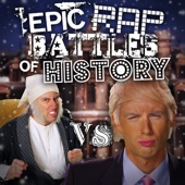 Donald Trump vs Ebenezer Scrooge - Single cover art