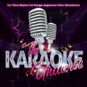 Year of the Boomerang (Karaoke Version) [In the Style of Rage Against the Machine]