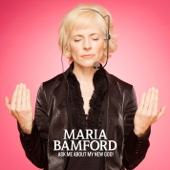 Cover to Maria Bamford's Ask Me About My New God!