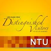 Lee Kuan Yew Distinguished Visitor Programme @ NTU