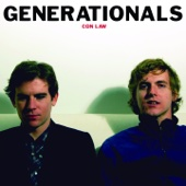 When They Fight, They Fight - Generationals Cover Art