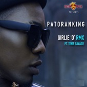 Patoranking - Girlie 'O' (Remix) [feat. Tiwa Savage] artwork
