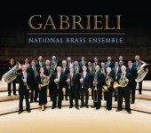 National Brass Ensemble - Gabrieli: Music for Brass Ensemble (Arr. T. Higgins)  artwork