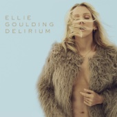 Ellie Goulding - On My Mind artwork