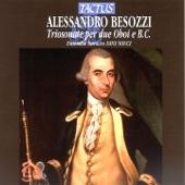 Besozzi: Trio Sonate per due oboi e B.C.