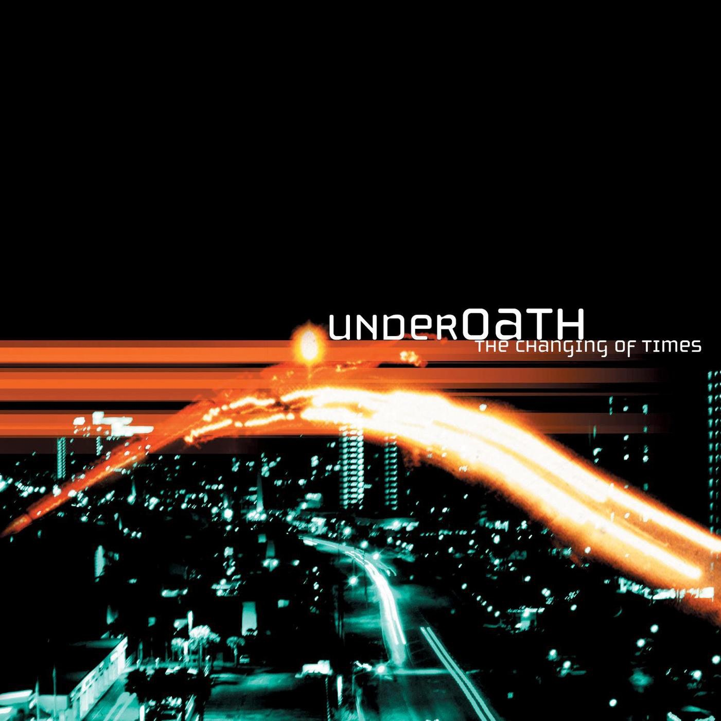 Underoath - The Changing of Times (2002)