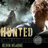 Kevin Hearne - Hunted: The Iron Druid Chronicles, Book 6 (Unabridged)  artwork