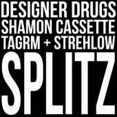 Splitz (feat. Shamon Cassette) - Single cover art