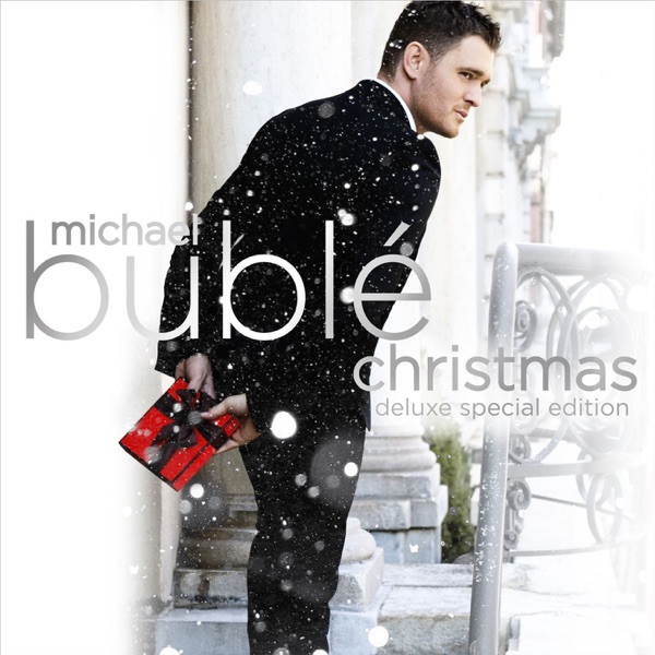 Christmas Deluxe Special Edition Michael Bublé CD cover