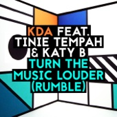 [Download] Turn the Music Louder (Rumble) [feat. Tinie Tempah & Katy B] [Radio Edit] MP3