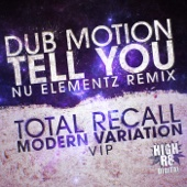 Tell You (Nu Elementz Remix) / Modern Variation VIP - Single cover art