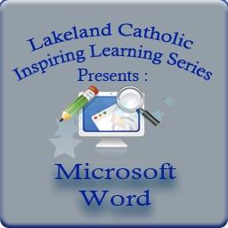iTunesU Microsoft Word