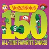 150 All-Time Favorite Songs! - VeggieTales Cover Art
