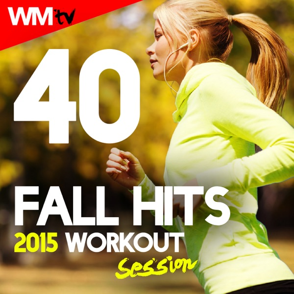 Step Fitness Dvd Uk: 40 Fall Hits 2015 Workout Session Album Cover By Workout
