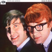 Peter & Gordon - A World Without Love artwork