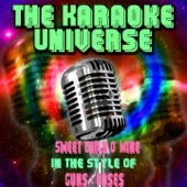 Sweet Child O' Mine (Karaoke Version) [In the Style of Guns & Roses]