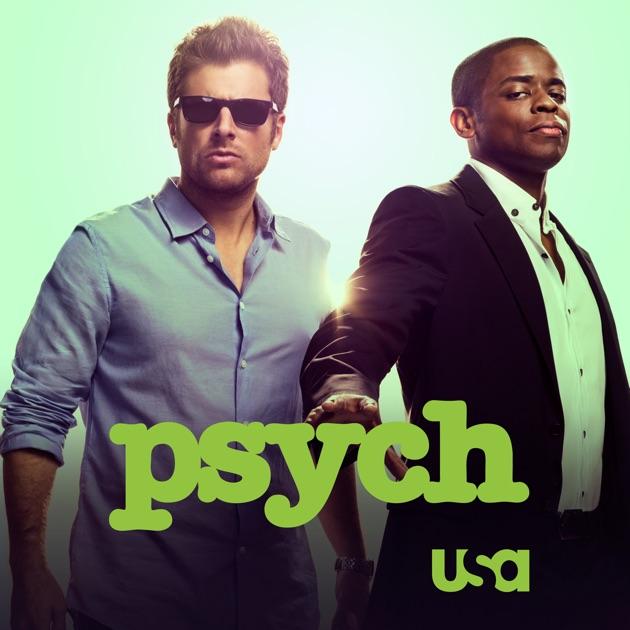 Psych, Season 8 On ITunes
