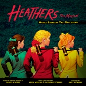 Heathers: The Musical (World Premiere Cast Recording) - Various Artists Cover Art