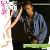 Never Let Me Down (Extended Dance Remix) - EP cover art