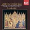 Quatro Pezzi Sacri, Arleen Auger, Berlin Philharmonic, Riccardo Muti, Stockholm Chamber Choir & Swedish Radio Choir