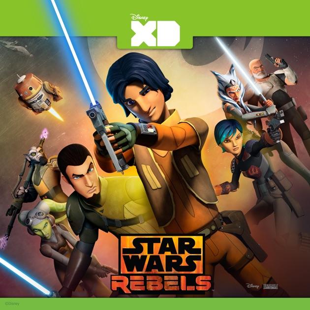 star wars rebels episodenliste