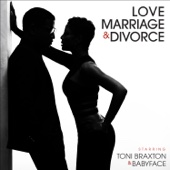 Toni Braxton & Babyface - Take It Back artwork