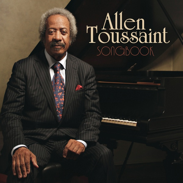 Songbook Allen Toussaint CD cover