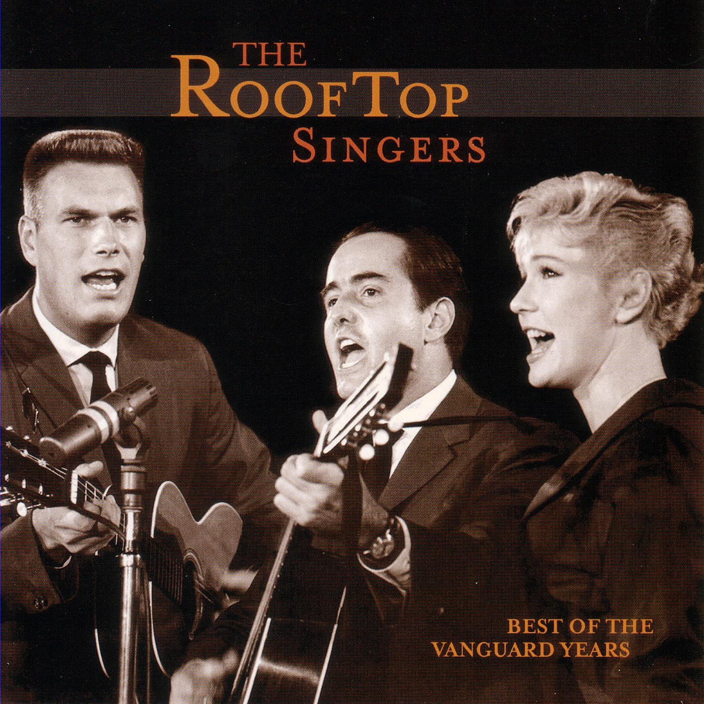 The rooftop singers Walk right in - YouTube