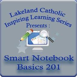 iTunesU Smart Notebook Basics 201 (French)