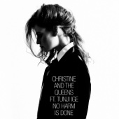 Christine and the Queens - No Harm Is Done (feat. Tunji Ige) illustration