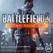 Battlefield 4 (Original Soundtrack) cover art