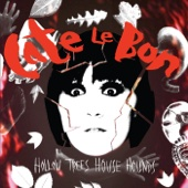 Cate Le Bon - Hollow Trees House Hounds artwork