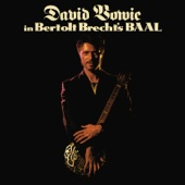 David Bowie In Bertolt Brecht's Baal - EP cover art