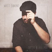 Matt Simons - Catch & Release  arte