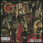 Reign In Blood - Slayer Cover Art