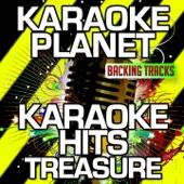 Treasure (Karaoke Version With Background Vocals) [Originally Performed By Bruno Mars]