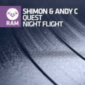Quest / Night Flight - Single cover art