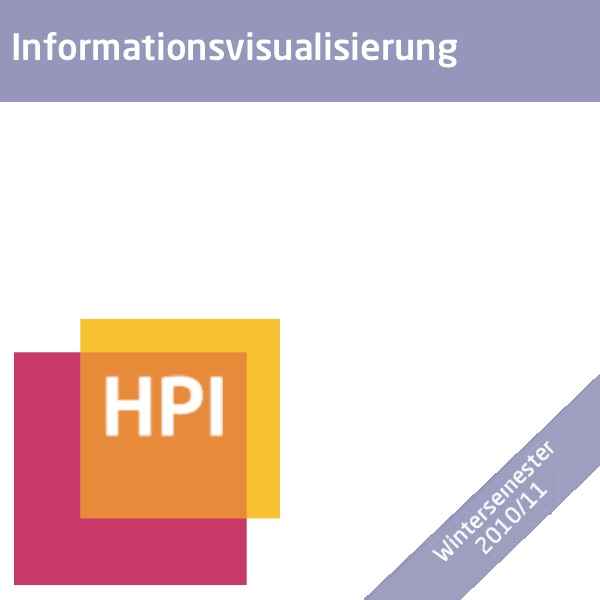 Informationsvisualisierung (WS 2010/11) - Created with tele-TASK - more than video! Powered by Hasso...