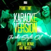 Primetime (without Backing Vocals) [Karaoke Version]