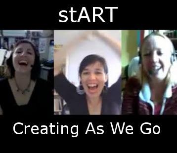 stART: Creating As We Go