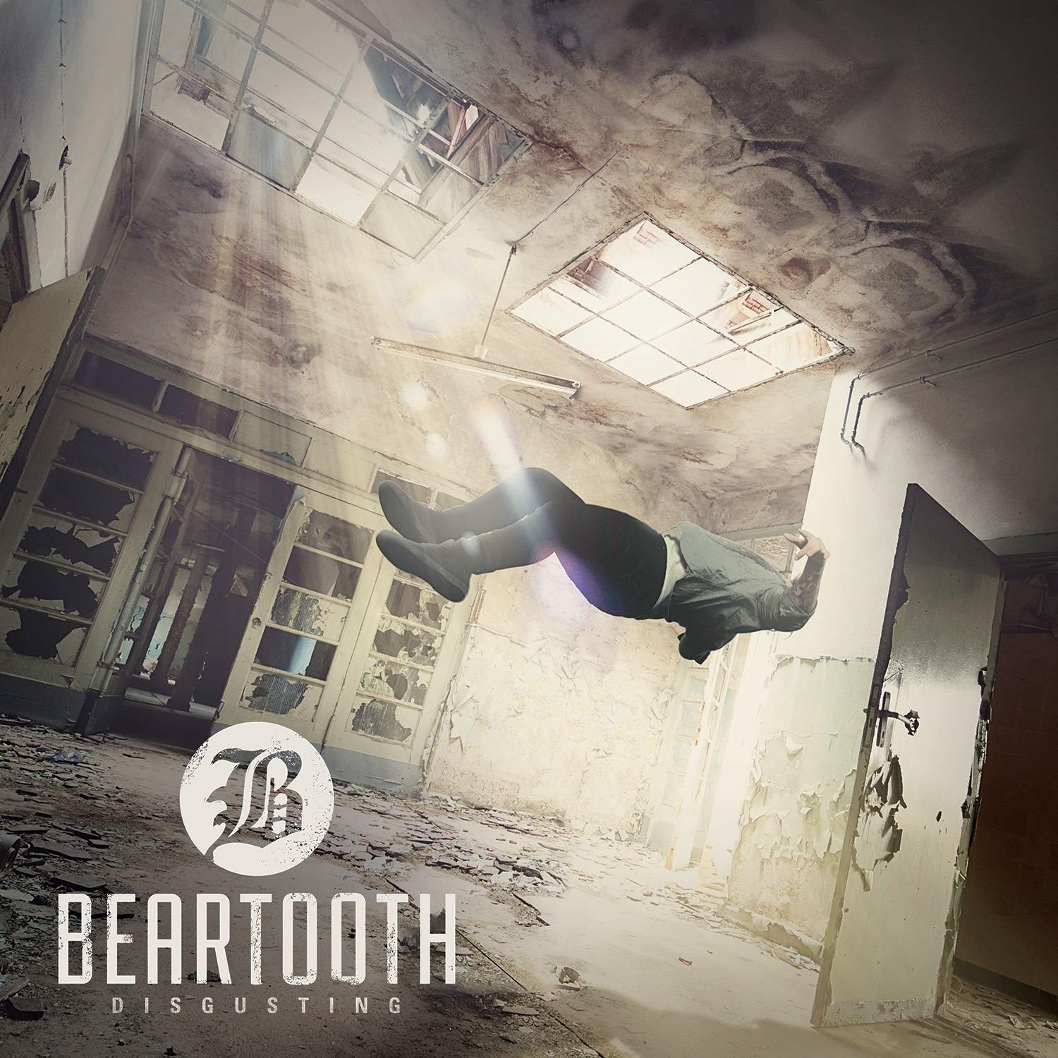 Beartooth - Disgusting (Deluxe Edition) (2015)