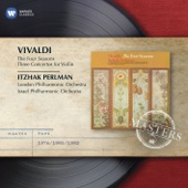 Itzhak Perlman, London Philharmonic Orchestra & Israel Philharmonic Orchestra - Vivaldi: The Four Seasons  artwork