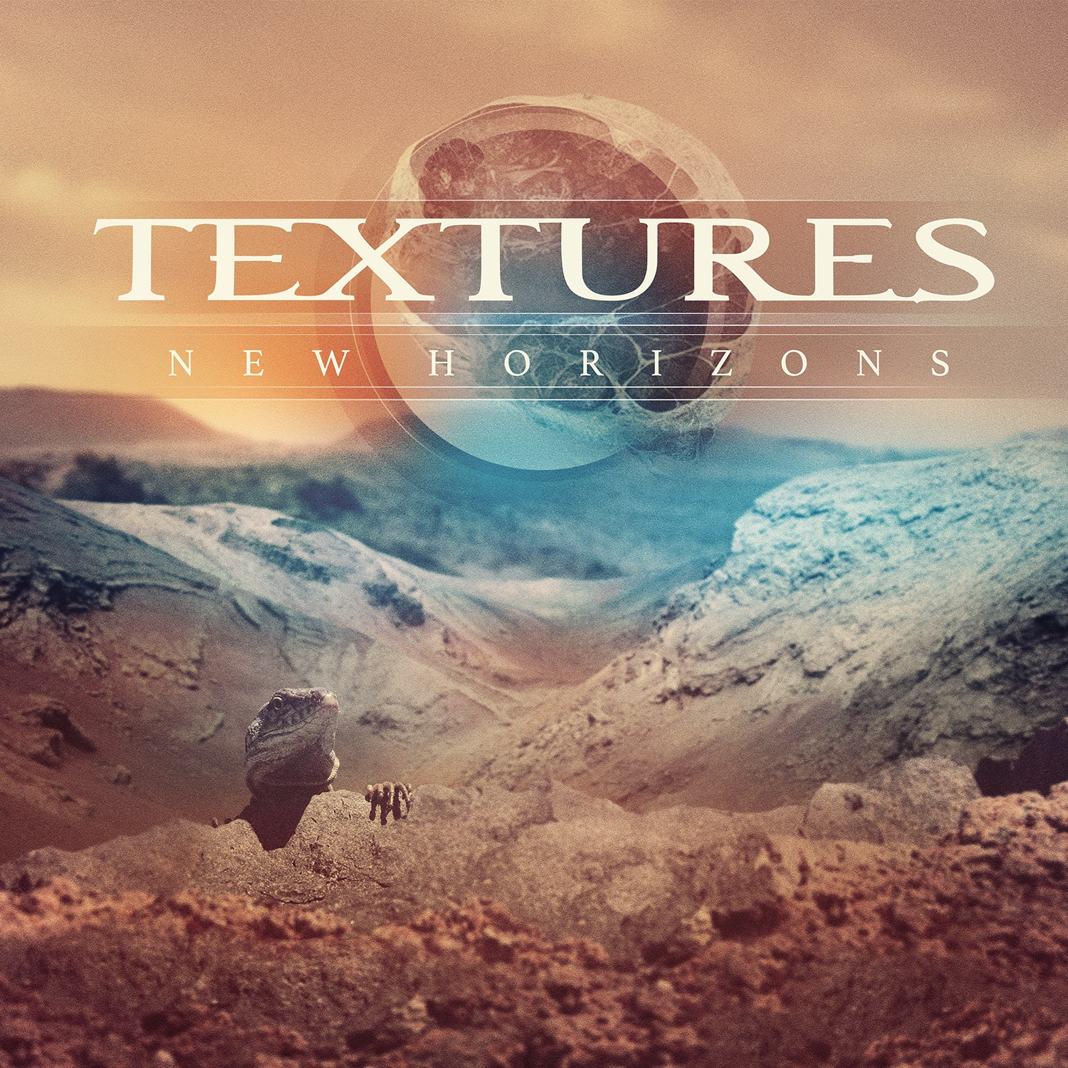 Textures - New Horizons [Single] (2015)