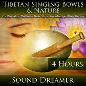Tibetan Singing Bowls (4 Hours) For Relaxation, Meditation, Reiki, Yoga, Spa, Massage and Sleep Therapy