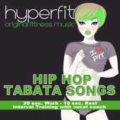 Don't Quit Hip Hop Tabata (96 Bpm 8 Round 20/10 With Vocal Coach) - Iki Ika