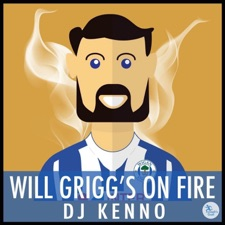 Will Grigg's On Fire artwork