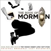 The Book of Mormon (Original Broadway Cast Recording) - Trey Parker, Robert Lopez & Matt Stone Cover Art